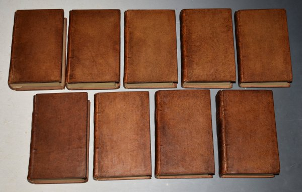 Image for The Plays of William Shakespeare In Nine Volumes. Bell's Edition. Printed Complete from the Text of Sam. Johnson and Geo. Steevens, and Revised from the last editions.