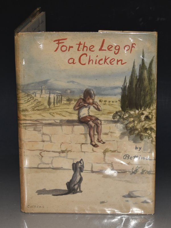 Image for For The Leg of a Chicken