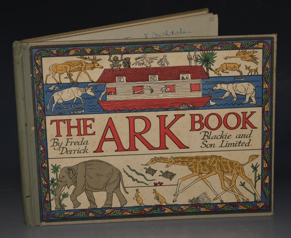 Image for The Ark Book