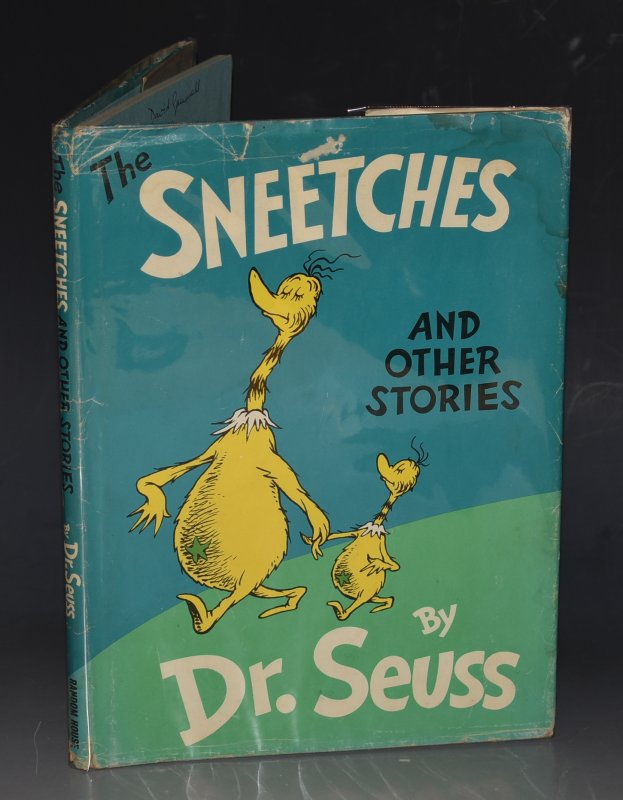 Image for The Sneetches And Other Stories. Written and Illustrated by Dr Seuss.