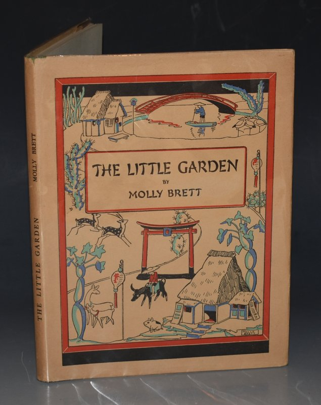 Image for The Little Garden The Story of a Japanese Garden. Written and Illustrated by Molly Brett.
