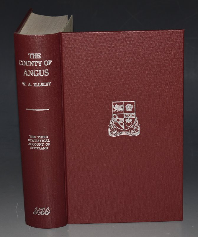 Image for The County of Angus The Third Statistical Account of Scotland. Edited by W.A. Illsley.
