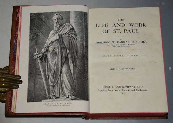 Image for The Life and Work of St Paul With 16 Illustrations.