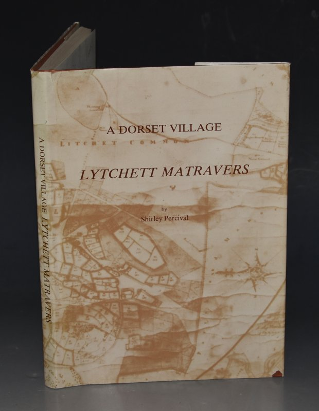Image for A Dorset Village: Lytchett Matravers.