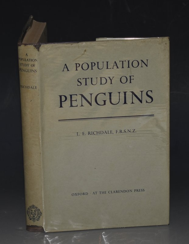 Image for A Population Study of Penguins
