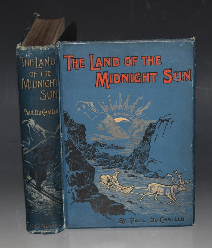 Image for The Land of the Midnight Sun: Summer and Winter Journeys through Sweden, Norway, Lapland, and Northern Finland. With descriptions of the inner life of the people, their manners and customs, the primitive antiquities, etc. With Map and 250 Illustrations. New Edition.