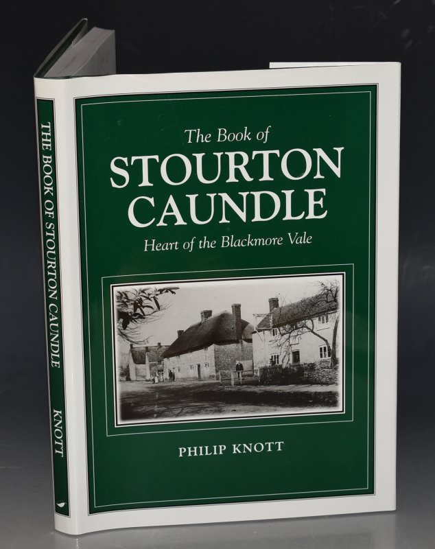 Image for The Book of Stourton Caundle Heart of the Blackmore Vale.