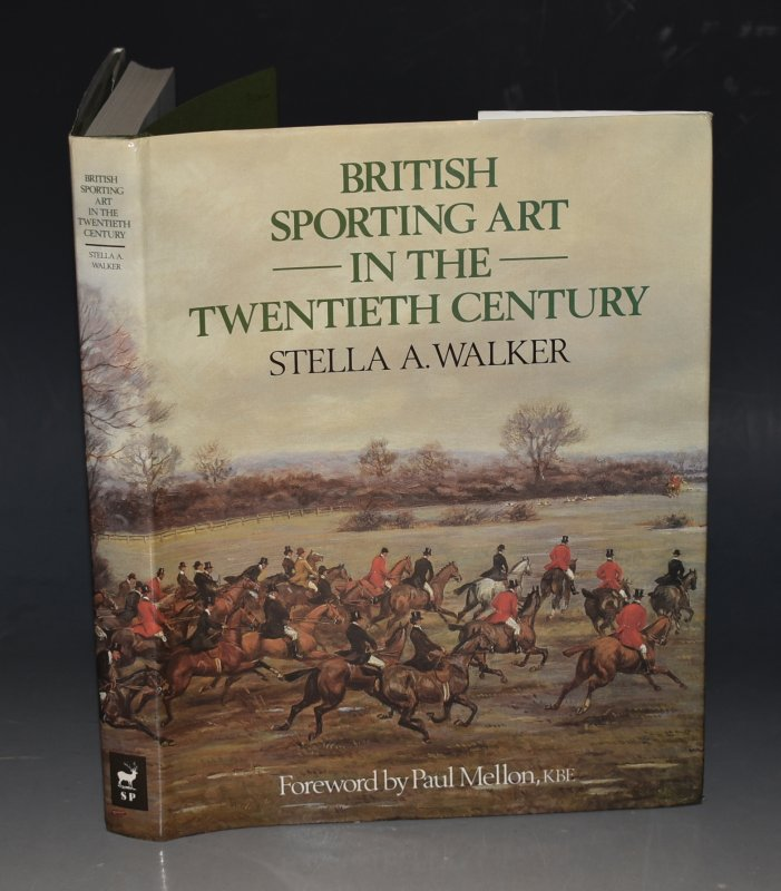 Image for British Sporting Art in the Twentieth Century Foreword by Paul Mellon.