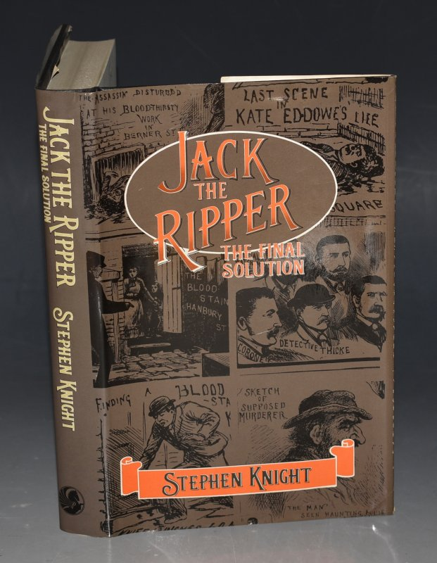 Image for Jack the Ripper, The Final Solution,