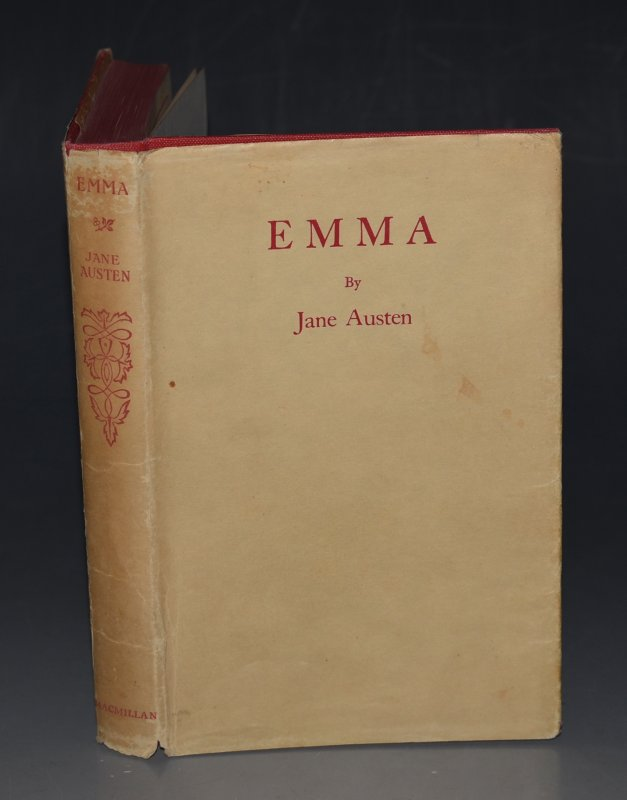 Image for Emma Introduction by Austin Dobson. Illustrated by Hugh Thomson. Macmillan's Illustrated Pocket Classics.