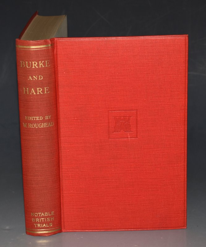 Image for Burke and Hare. Notable British Trials. (NBT). Notable British Trials series. New and Enlarged General Edition.