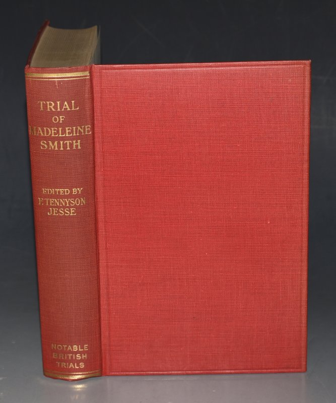 Image for The Trial of Madeleine Smith Notable British Trials