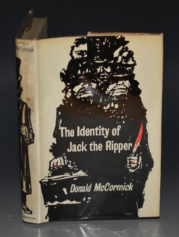 Image for The Identity of Jack The Ripper