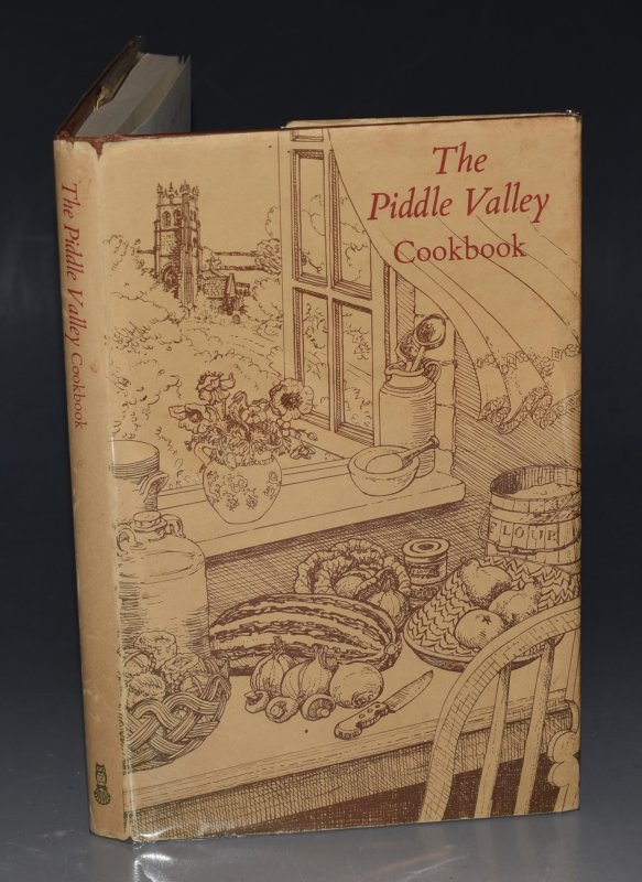 Image for The Piddle Valley Cookbook. The favourite recipes of the people of The Piddle Valley. SIGNED.
