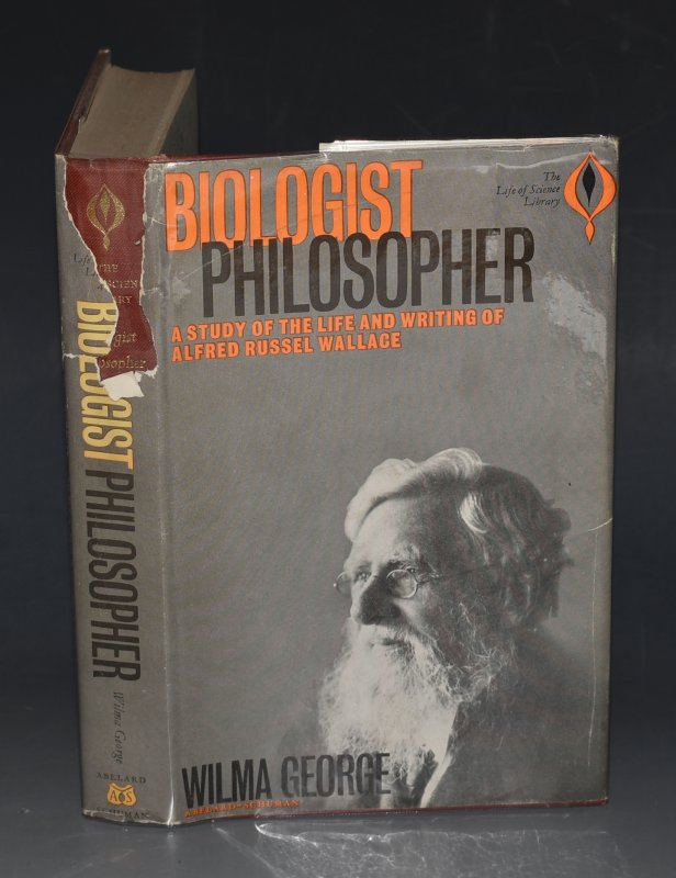 Image for Biologist Philosopher A Study of the Life and Writings of Alfred Russel Wallace.