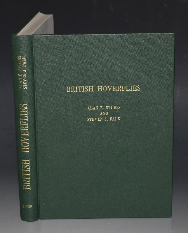 Image for British Hoverflies An Illustrated Identification Guide. Text and Keys by Alan Stubbs. Colour Plates depicting 190 Species by Steven Falk.