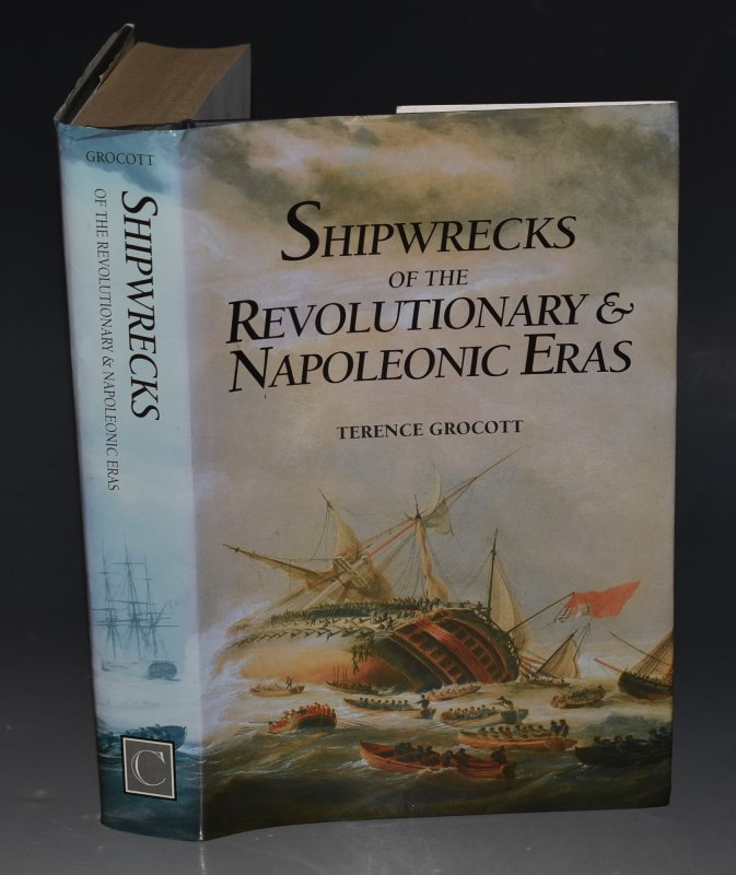 Image for Shipwrecks of the Revolutionary and Napoleonic Eras