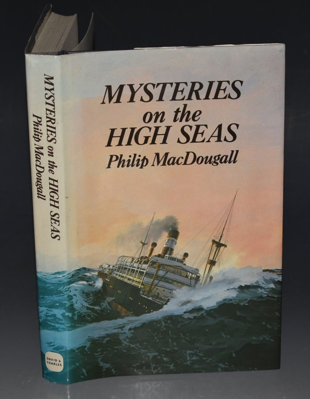 Image for Mysteries on the High Seas