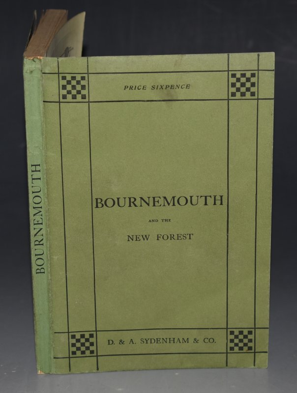 Image for Guide to Bournemouth and The New Forest