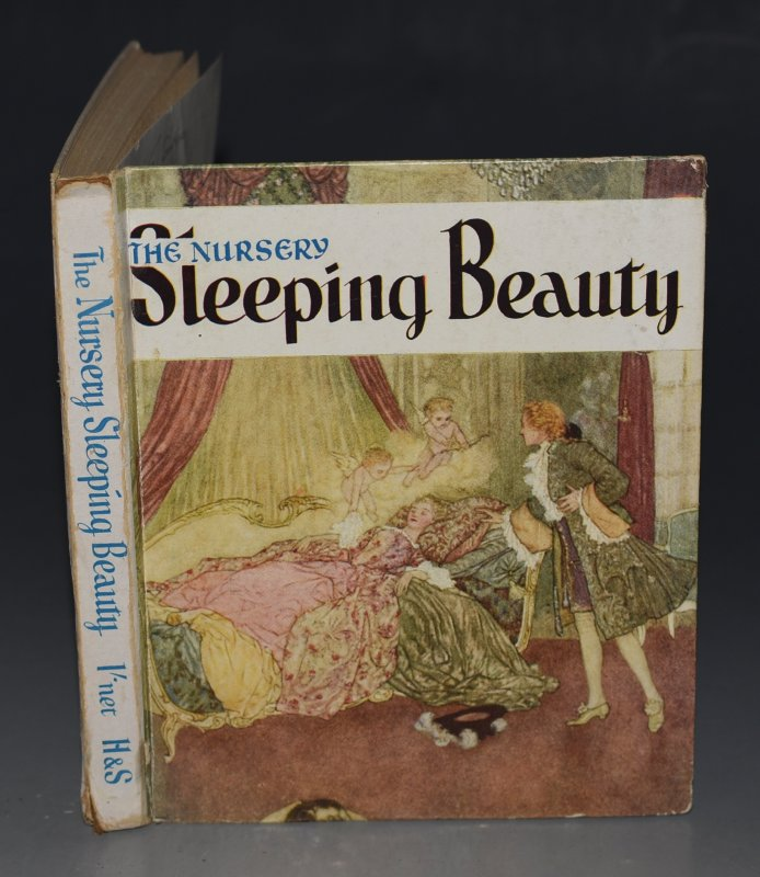 Image for The Nursery Sleeping Beauty Retold for Nursery by Irene Pearl.  The Pictures in Colour by Edmund Dulac.