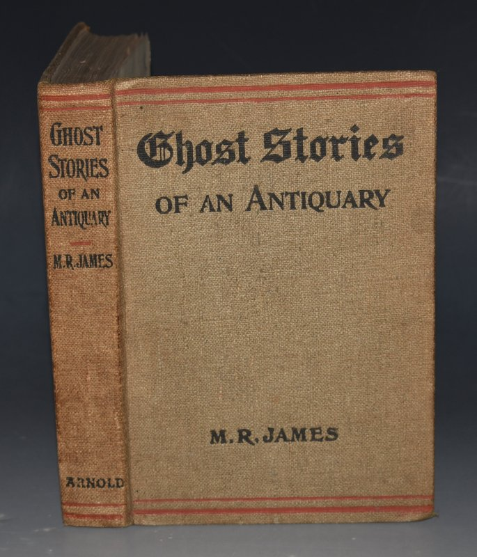 Image for Ghost-Stories of Antiquary With Four Illustrations by the Late James McBryde. Second Impression.