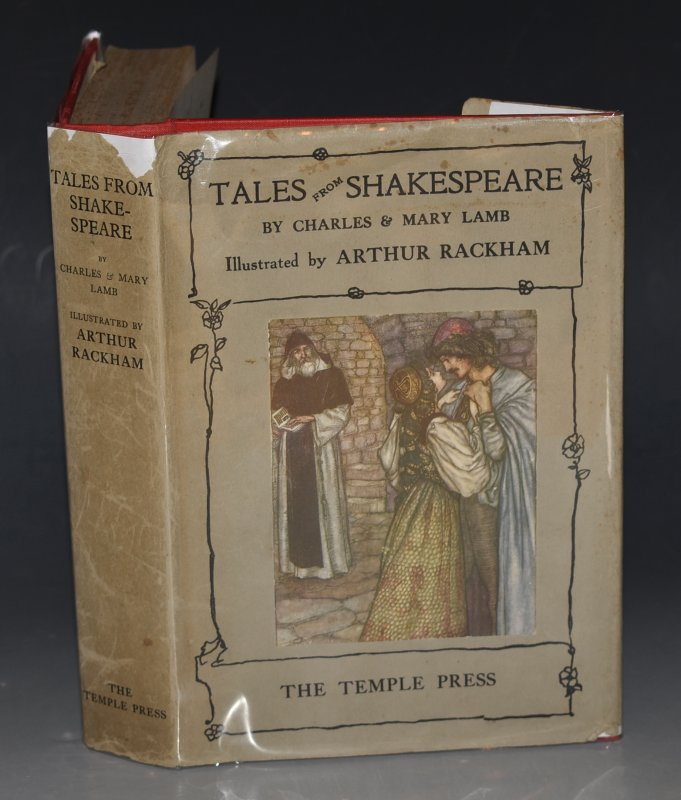 Image for Tales from Shakespeare. Illustrated by Arthur Rackham.