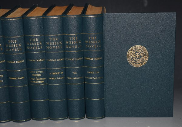 Image for The Works of Thomas Hardy. The Wessex Edition. 17 Novels