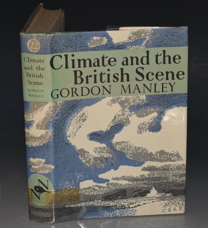 Image for Climate and the British Scene. (The New Naturalist 22).