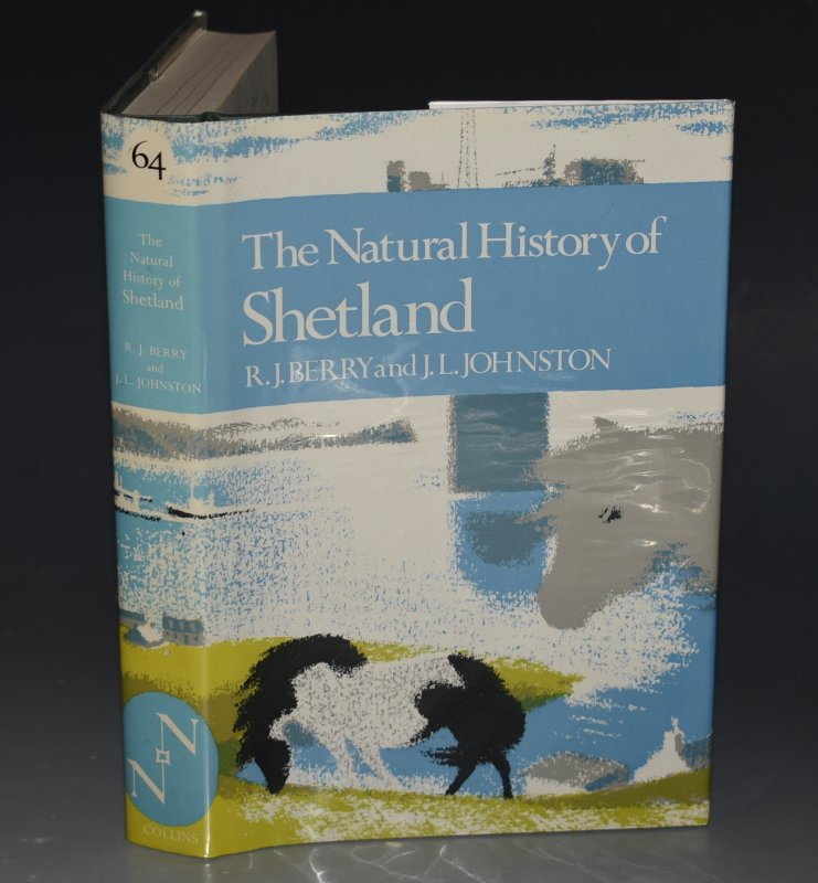Image for The Natural History of Shetland. (The New Naturalist 64).