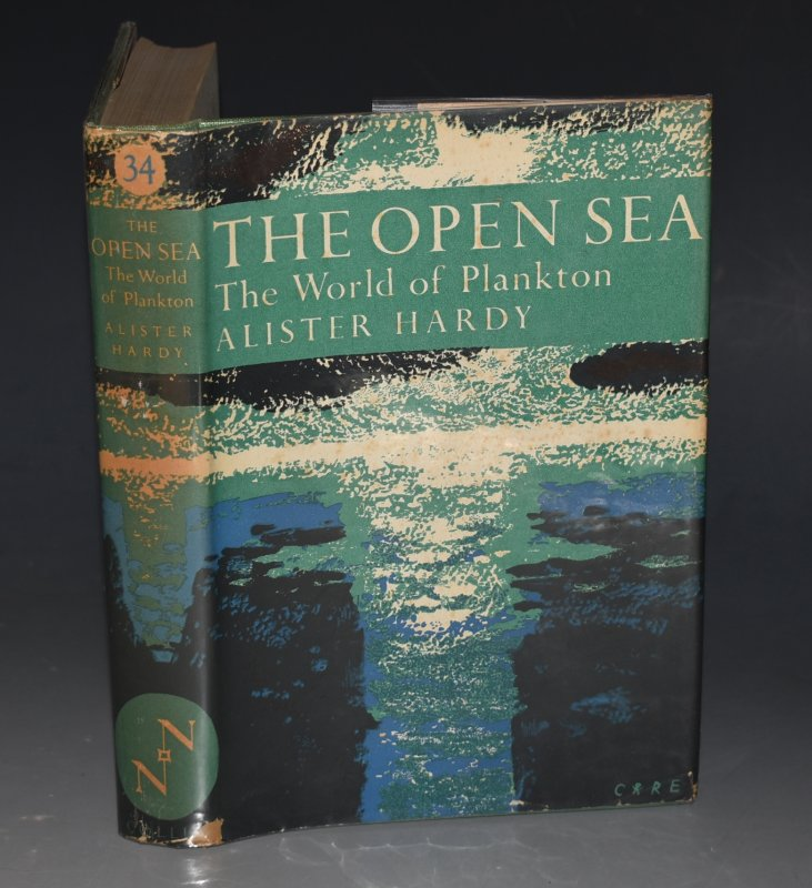 Image for The Open Sea. The World of Plankton. (The New Naturalist 34). Part I.