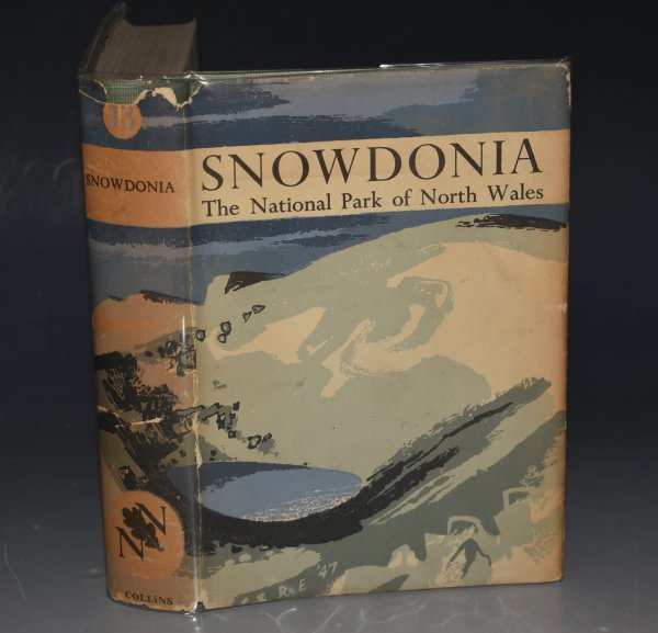 Image for Snowdonia. The National Park of North Wales. (The New Naturalist 13).