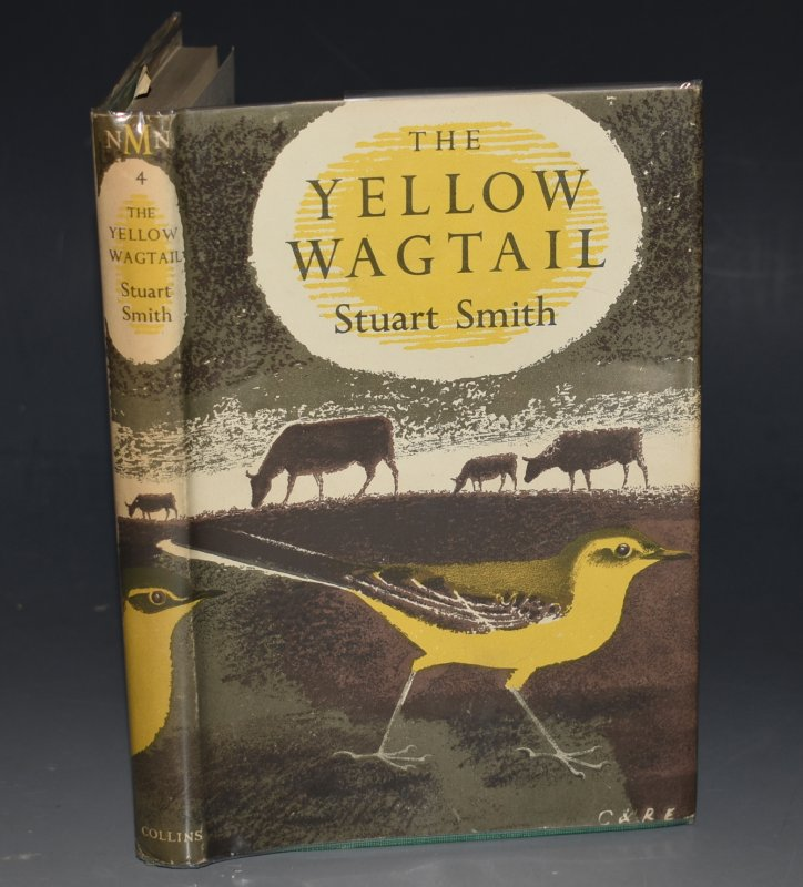 Image for The Yellow Wagtail. (4) (The New Naturalist Monograph).