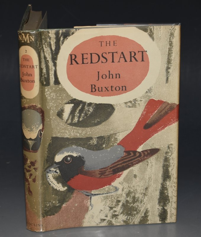 Image for The Redstart. (2) (The New Naturalist Monograph).