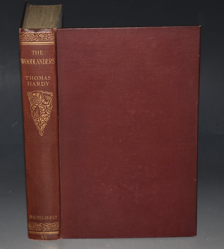 Image for The Woodlanders (The Wessex Edition). The Works of Thomas Hardy in Prose and Verse, Prose Vol. VI. I.- Novels of Character and Environment.