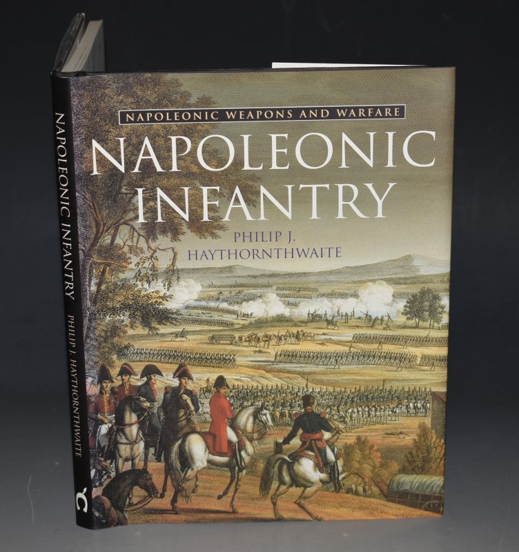 Image for Napoleonic Infantry Napoleonic Weapons and Warfare