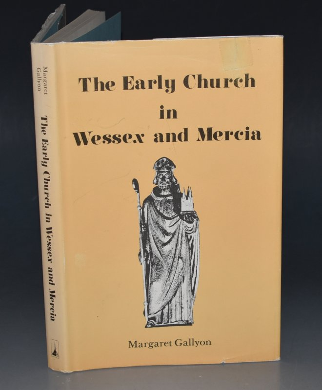 Image for The Early Church in Wessex and Mercia