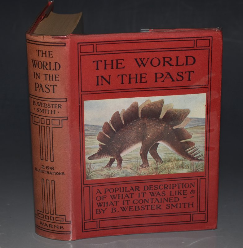 Image for The World in the Past. A Popular Account of What it was Like and What it Contained.