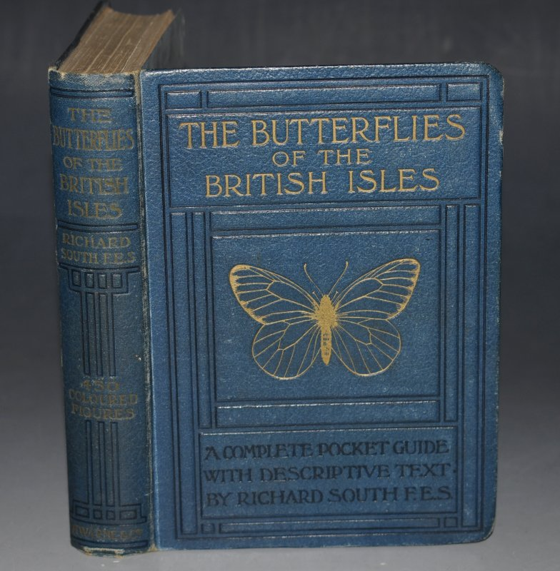 Image for The Butterflies of the British Isles. The Wayside and Woodland Series. With accurately coloured figures of every species and many varieties also drawings of Egg, Caterpillar, Chrysalis, and Food-Plant.
