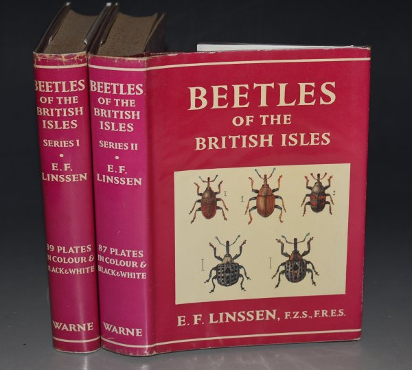 Image for Beetles of the British Isles. First Series AND Second Series. In Two Volumes.