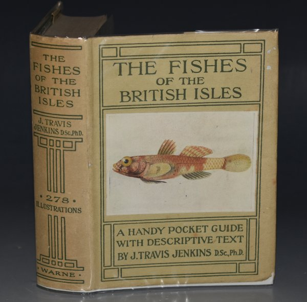 Image for The Fishes of the British Isles. Both Fresh Water and Salt. With 278 Illustrations 128 of which are in full colour.