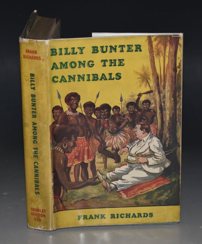 Image for Billy Bunter Among The Cannibals. Illustrated by R.J.Macdonald.