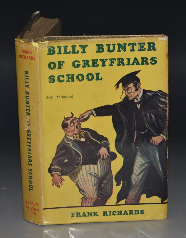 Image for Billy Bunter of Greyfriars School. Illustrated by R.J.Macdonald.