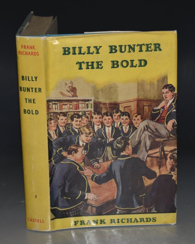 Image for Billy Bunter The Bold. Illustrated by C.H.Chapman.