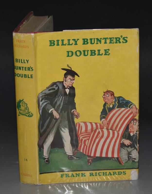 Image for Billy Bunter's Double. Illustrated by C.H.Chapman.