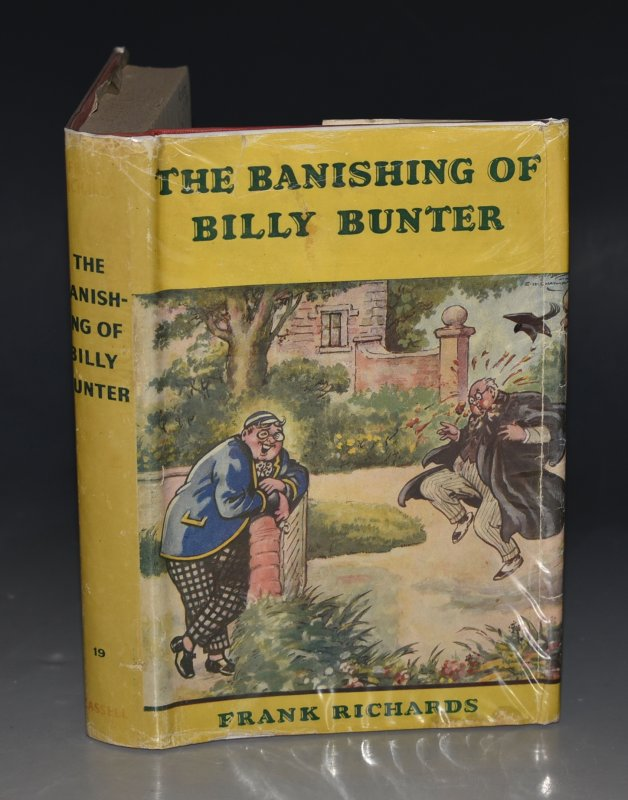 Image for The Banishing of Billy Bunter. Illustrated by C.H.Chapman.