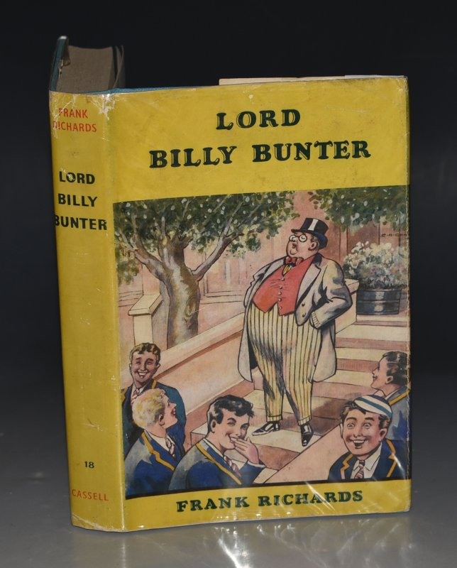 Image for Lord Billy Bunter. Illustrated by C.H.Chapman.