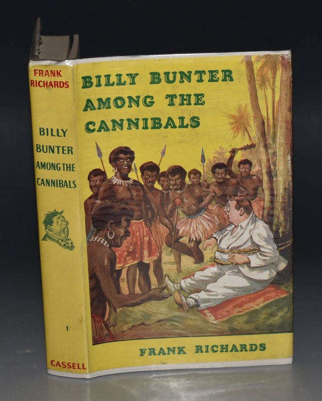 Image for Billy Bunter Among The Cannibals Illustrated by R. J. MacDonald.