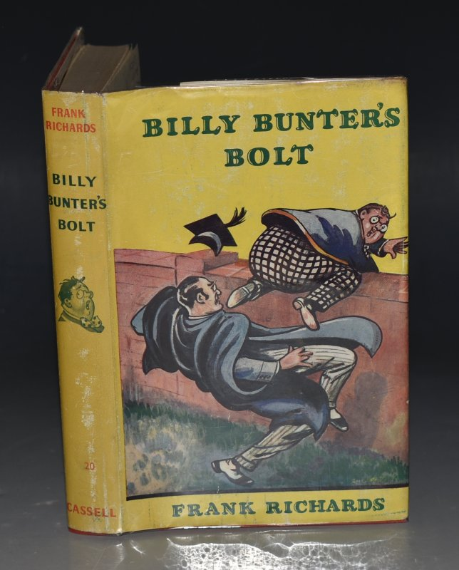 Image for Billy Bunter's Bolt. Illustrated by C.H.Chapman.