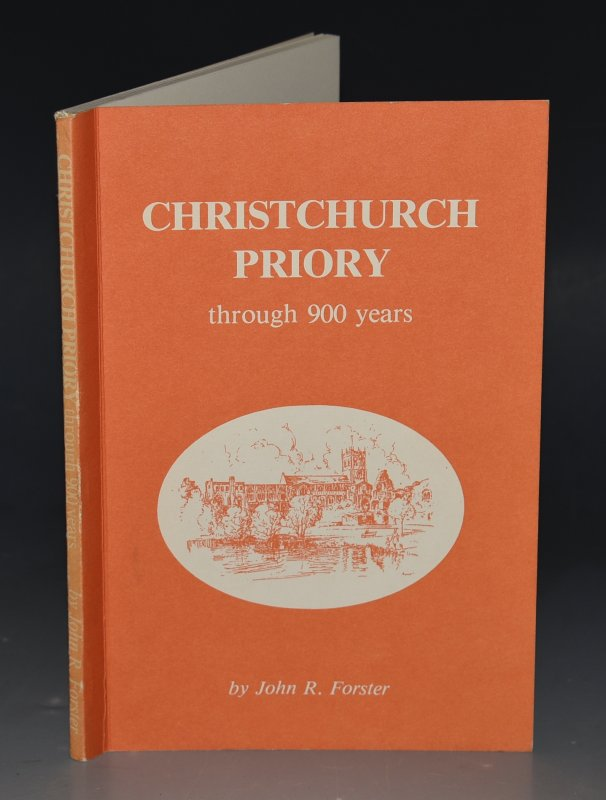 Image for Christchurch Priory Through 900 Years SIGNED.