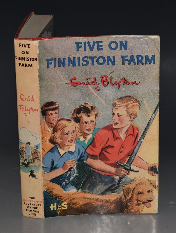 Image for Five On Finniston Farm . Pictured by Eileen A.Soper.